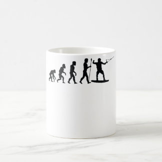 Wakeboarding Evolution Coffee Mug