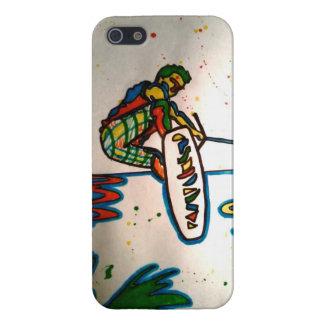 Wakeboarding iPhone 5 Funda