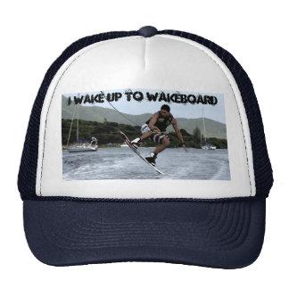 Wakeboarding Gorros Bordados