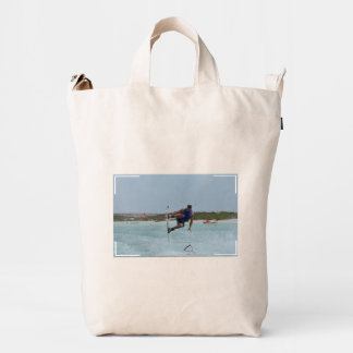 Wakeboarding Grab Duck Canvas Bag