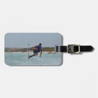 Wakeboarding Grab Travel Bag Tags