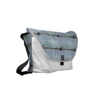 Wakeboarding Grab Small Messenger Bag