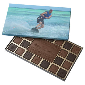 Wakeboarding in the Tropics Assorted Chocolates