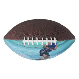 Wakeboarding in the Tropics Football