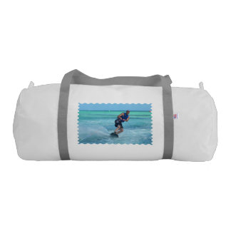 Wakeboarding in the Tropics Gym Bag