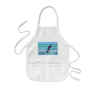 Wakeboarding in the Tropics Kids' Apron