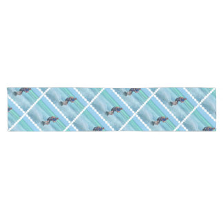 Wakeboarding in the Tropics Short Table Runner