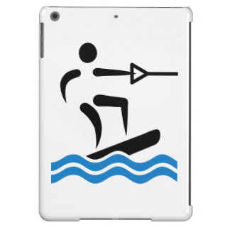 Wakeboarding iPad Air Cover