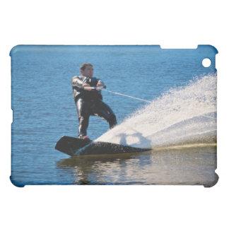 Wakeboarding iPad Case