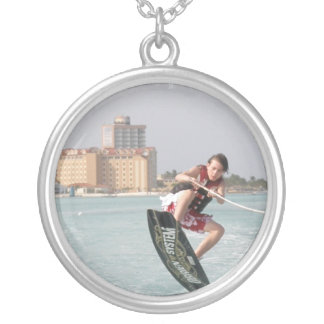 Wakeboarding Jump Necklace