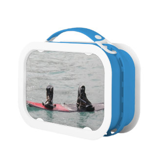 Wakeboarding Lunch Box