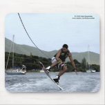 Wakeboarding Mouse Pad
