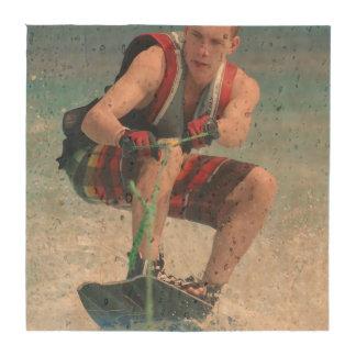 Wakeboarding Posavasos