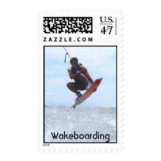 Wakeboarding Postage