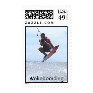 Wakeboarding Stamps