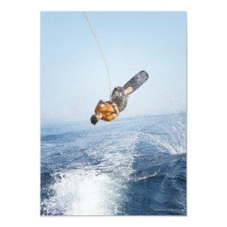 Wakeboarding Stunt Card
