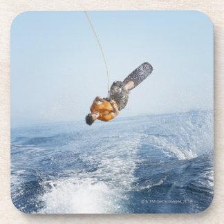 Wakeboarding Stunt Drink Coaster