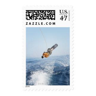 Wakeboarding Stunt Postage
