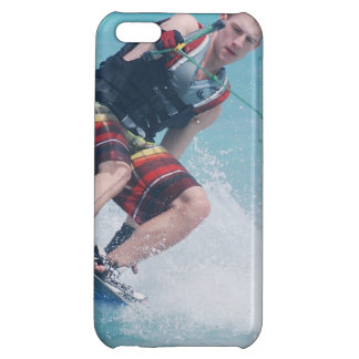Wakeboarding Tail Grab Cover For iPhone 5C