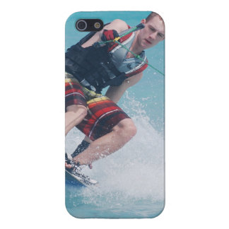 Wakeboarding Tail Grab iPhone 5 Cover