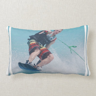 Wakeboarding Tail Grab Pillows