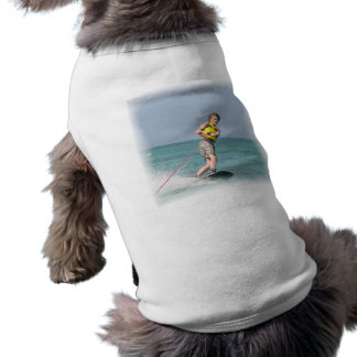 Wakeboarding Teen Dog Shirt