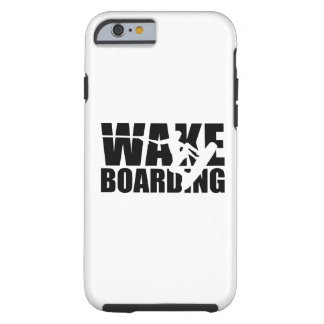 Wakeboarding Tough iPhone 6 Case