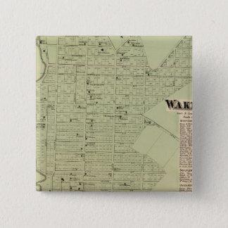 Wakefield, Bronxdale Pinback Button
