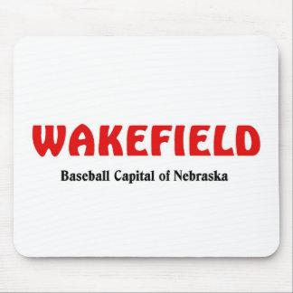 Wakefield, Nebraska Mouse Pad