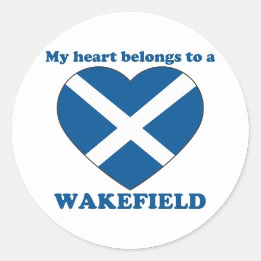 Wakefield Stickers