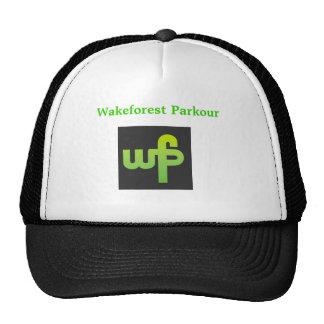 Wakeforest Parkour Trucker Hat