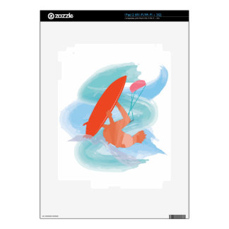 Wakestyle by Shirt to Design Skins For iPad 2