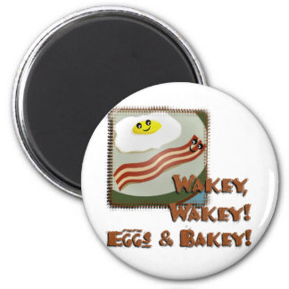 Wakey Eggs & Bakey Magnet