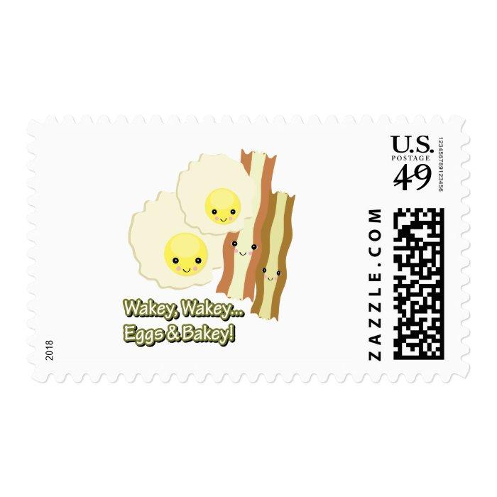 wakey wakey eggs n bakey stamp