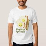 wakey wakey eggs n bakey t shirt