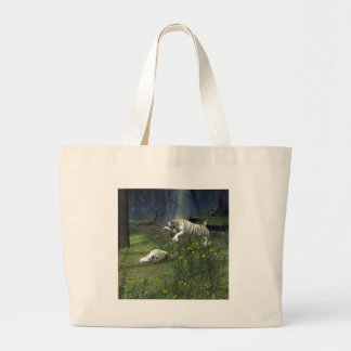 Wakey wakey large tote bag