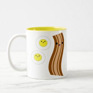 Wakey Wakey! Two-Tone Coffee Mug