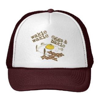 Wakie Wakie Eggs and Bakie Mesh Hats