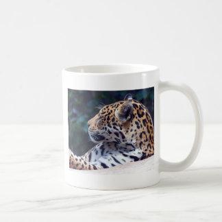 Waking Leopard Mug