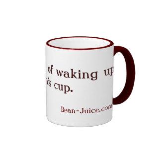Waking Up Coffee Mugs