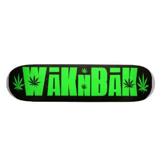 WaKnBaK Shred Skateboard