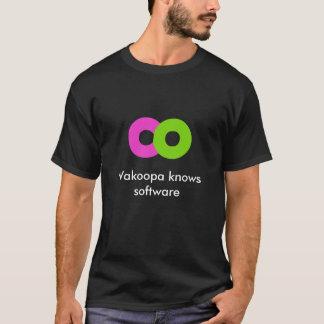 Wakoopa knows software shirt