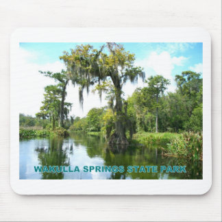 WAKULLA SPRINGS STATE PARK - FLORIDA MOUSE PAD