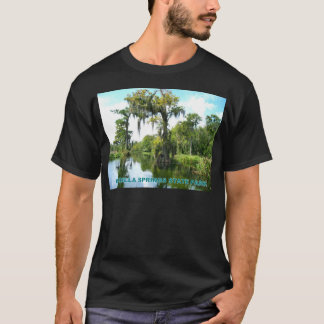 WAKULLA SPRINGS STATE PARK - FLORIDA T-Shirt
