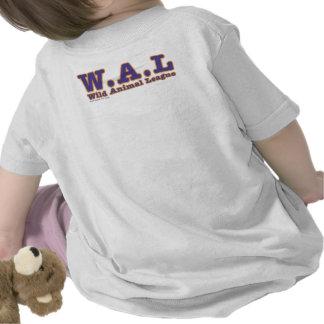 WAL Baseball T-shirt