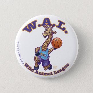WAL Basketball Button