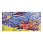 Walchensee By Corinth Lovis (Best Quality) Photo Greeting Card