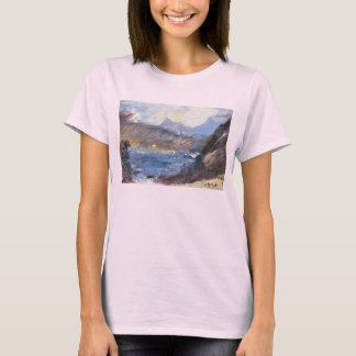 Walchensee by Lovis Corinth T-Shirt