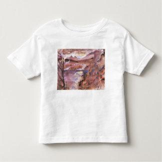 Walchensee by Lovis Corinth Toddler T-shirt