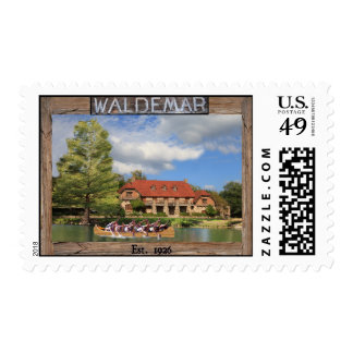 Waldemar Dining Hall stamps